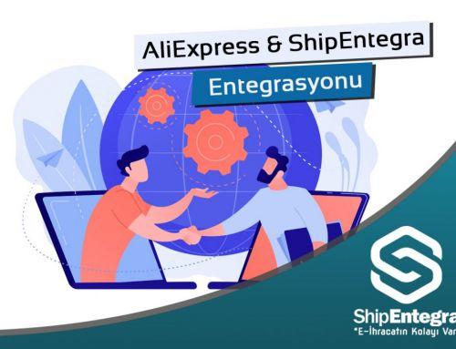 SHIPENTEGRA – ALIEXPRESS ENTEGRASYONU