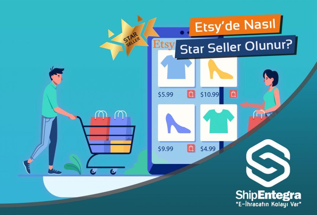 Etsy Star Seller ShipEntegra