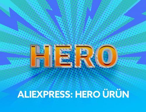 AliExpress: Hero Ürün