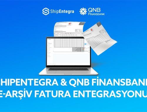 SHIPENTEGRA& QNB FİNANSBANK ENTEGRASYONU
